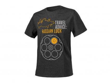 Helikon Triko Travel advice: Russian luck