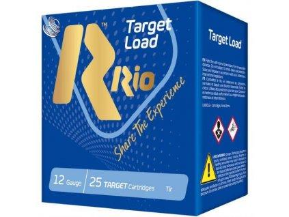 12/70/2,50 mm Rio TARGET LOAD 28g Trap  25 ks