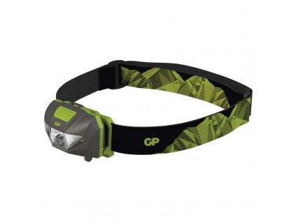LED čelovka GP Discovery 80lm