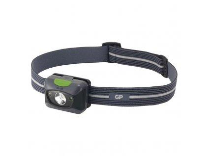 LED čelovka GP Xplor 200lm