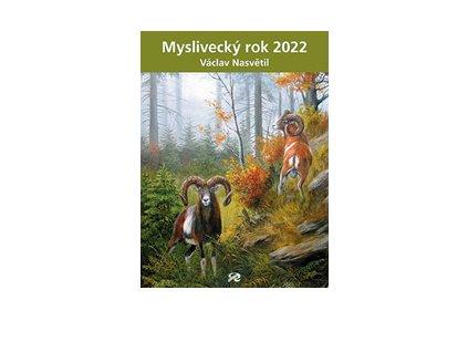 kalendář Myslivecký rok Nasvětil 2022