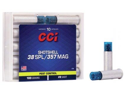 38 Special/ 357 Mag.  CCI Shotshell