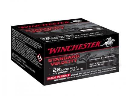 22 LR Winchester Standard velocity 2,9g (45gr) 235ks  1 ks