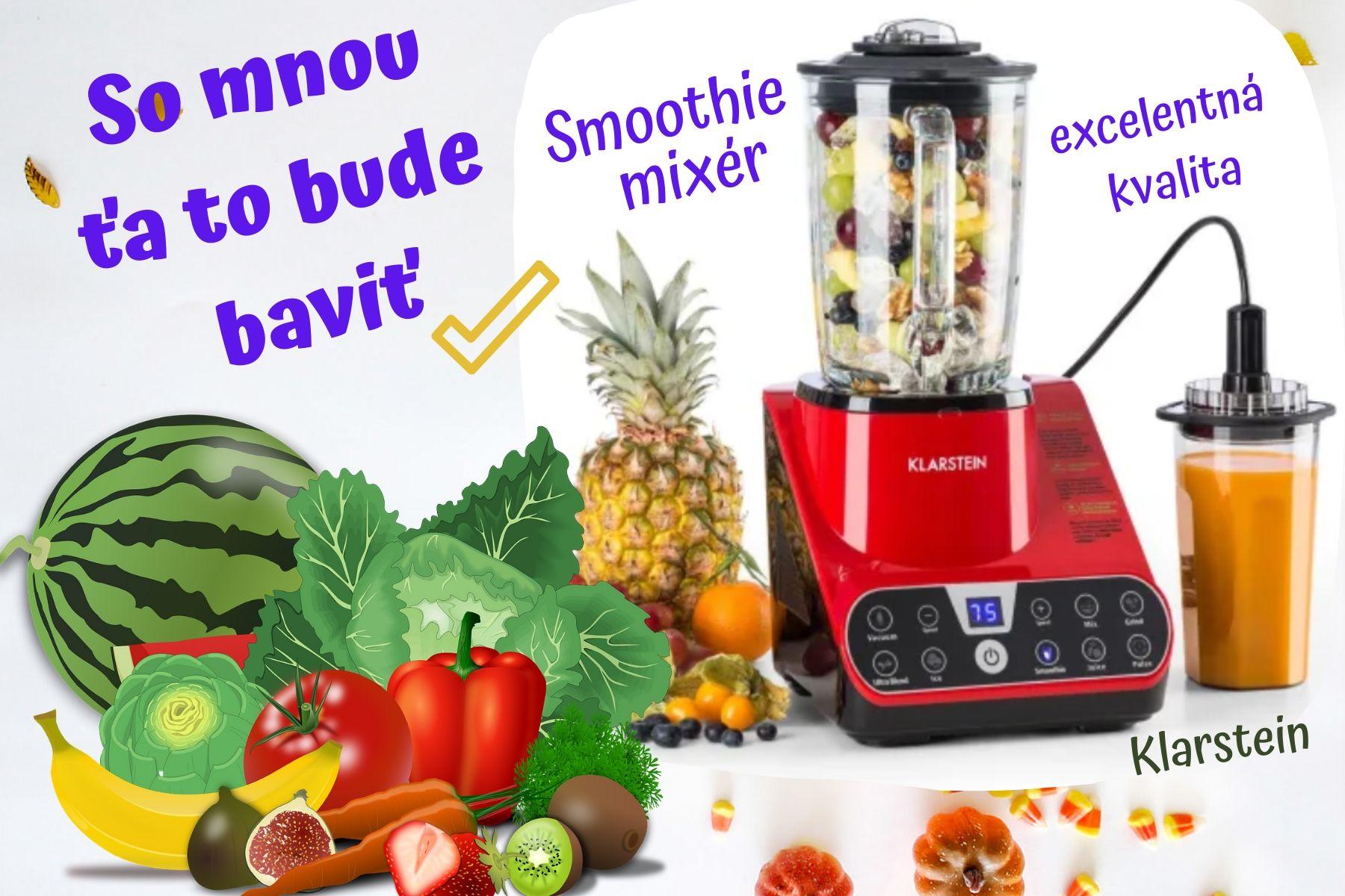 kuchynské spotrebiče, kuchynský robot, mixér, pomocník do kuchyne