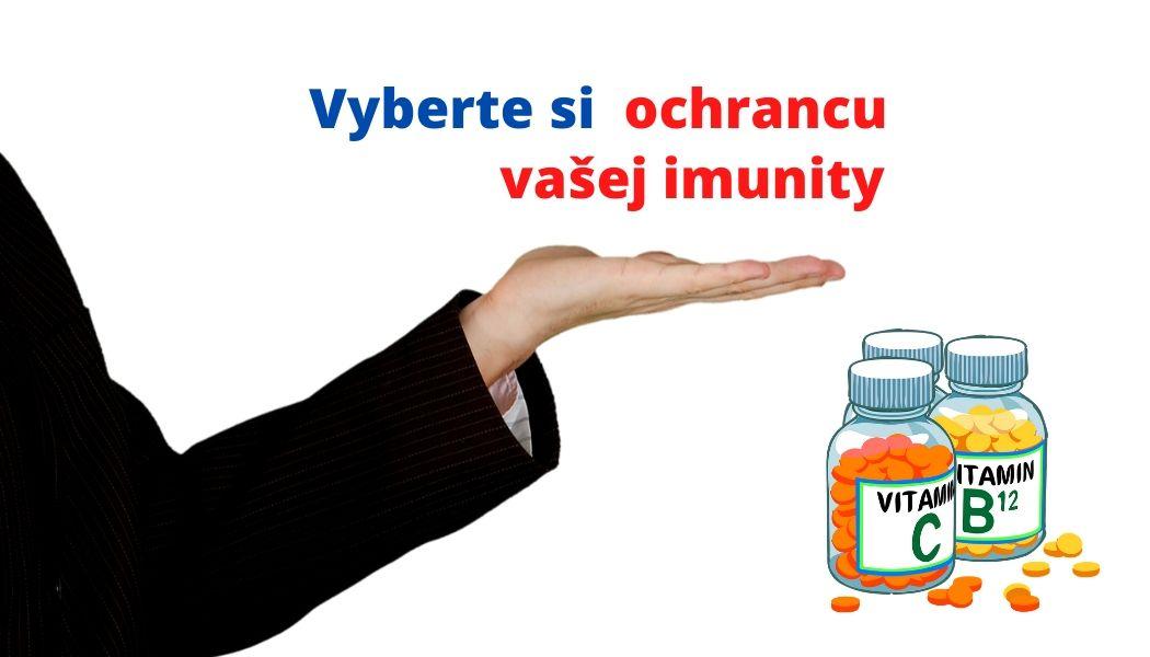 Vyber si ochrancu vlastnej imunity