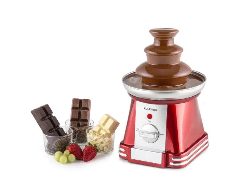 Čokoládová fontána Chokoloco