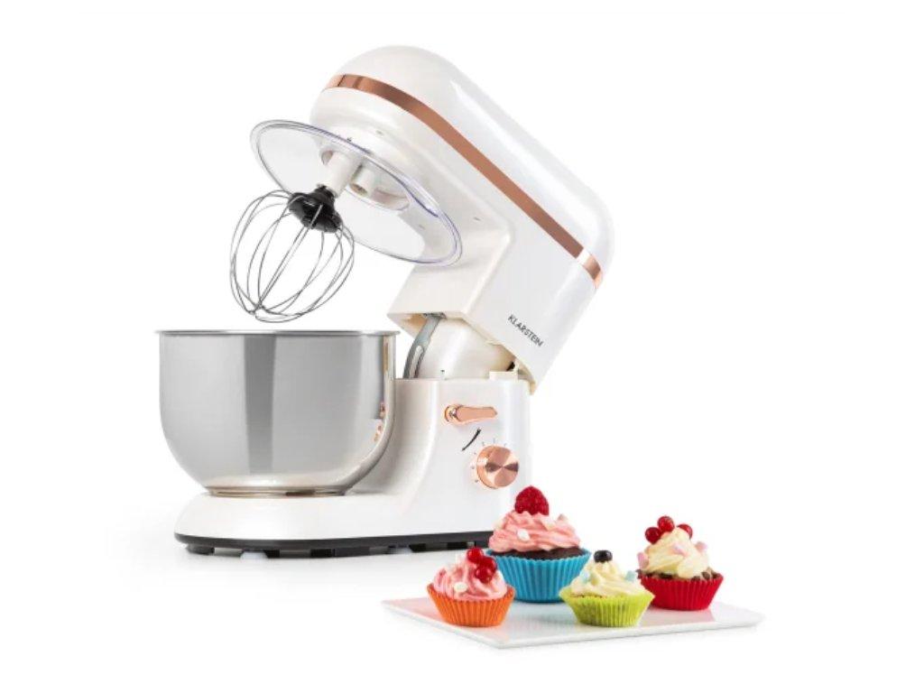 Kuchynský robot Bella Elegance biely 1