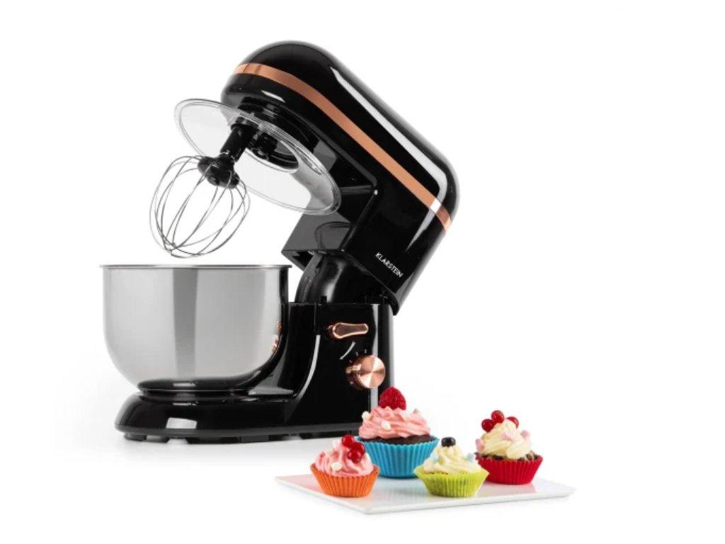 Kuchynský robot Bella Elegance čierny 1