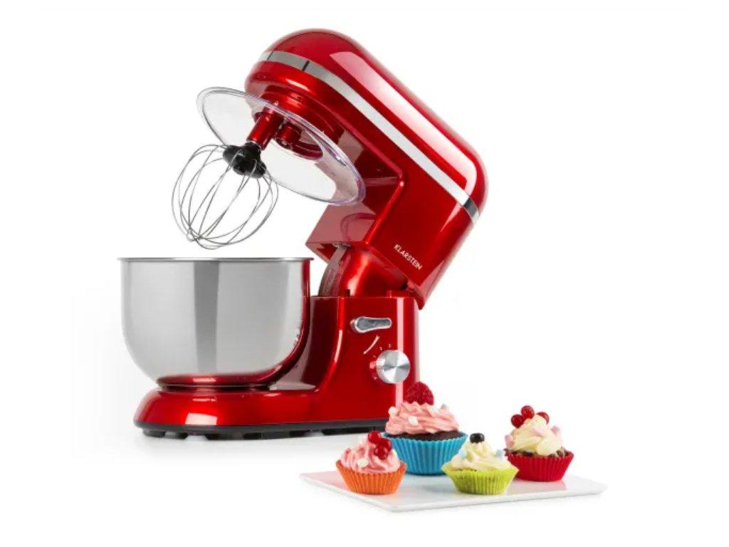 Kuchynský robot Bella Elegance červený 1