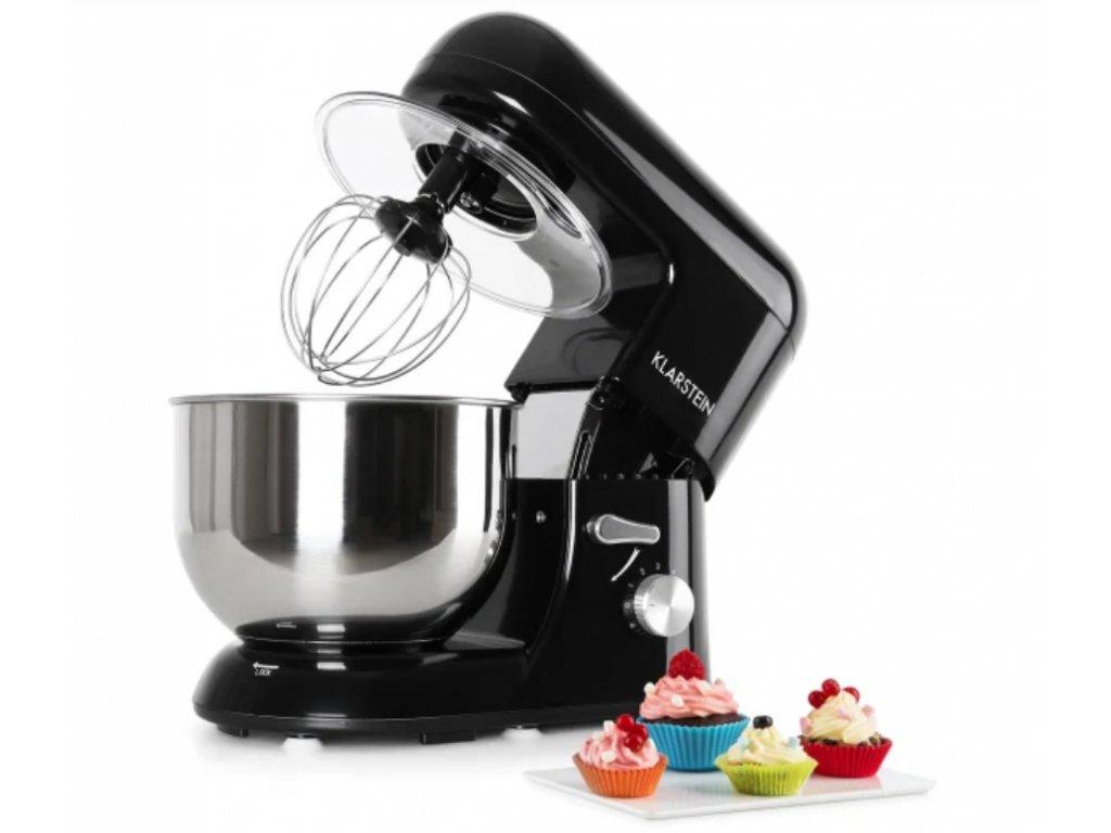kuchynsky robot Bella Rossa Klarstein čierny1