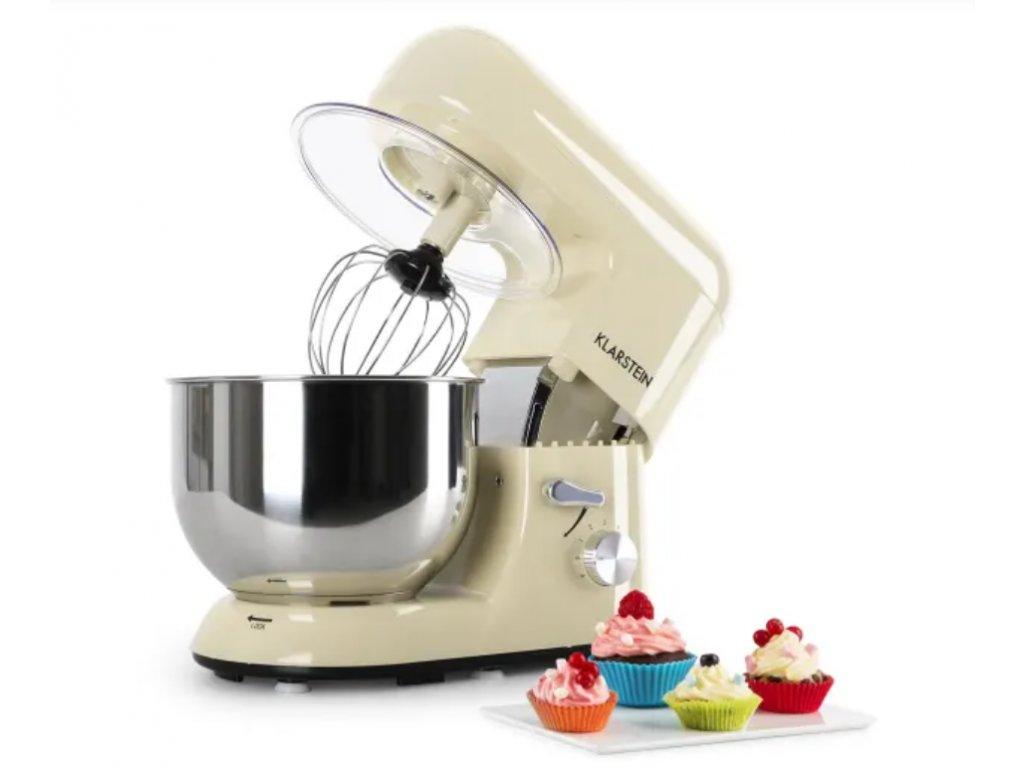 kuchynsky robot Bella Morena Klarstein krémová 1
