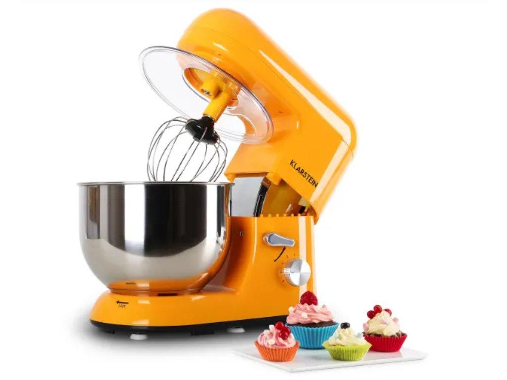 kuchynsky robot Bella Orangina Klarstein oranžová 1