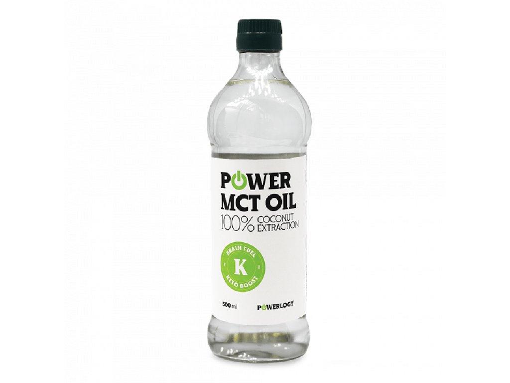 mct oil biely 500 ml zdravie a energia