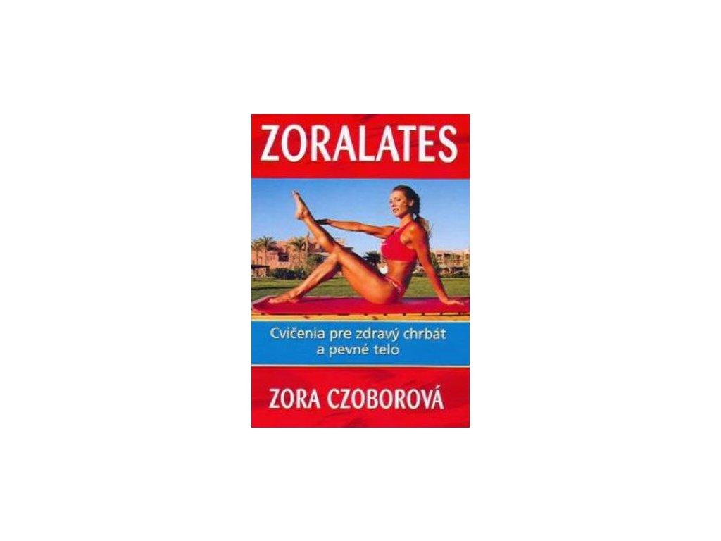 DVD Zoralatescvicenie pre zdravý chrbát DVDZORA8