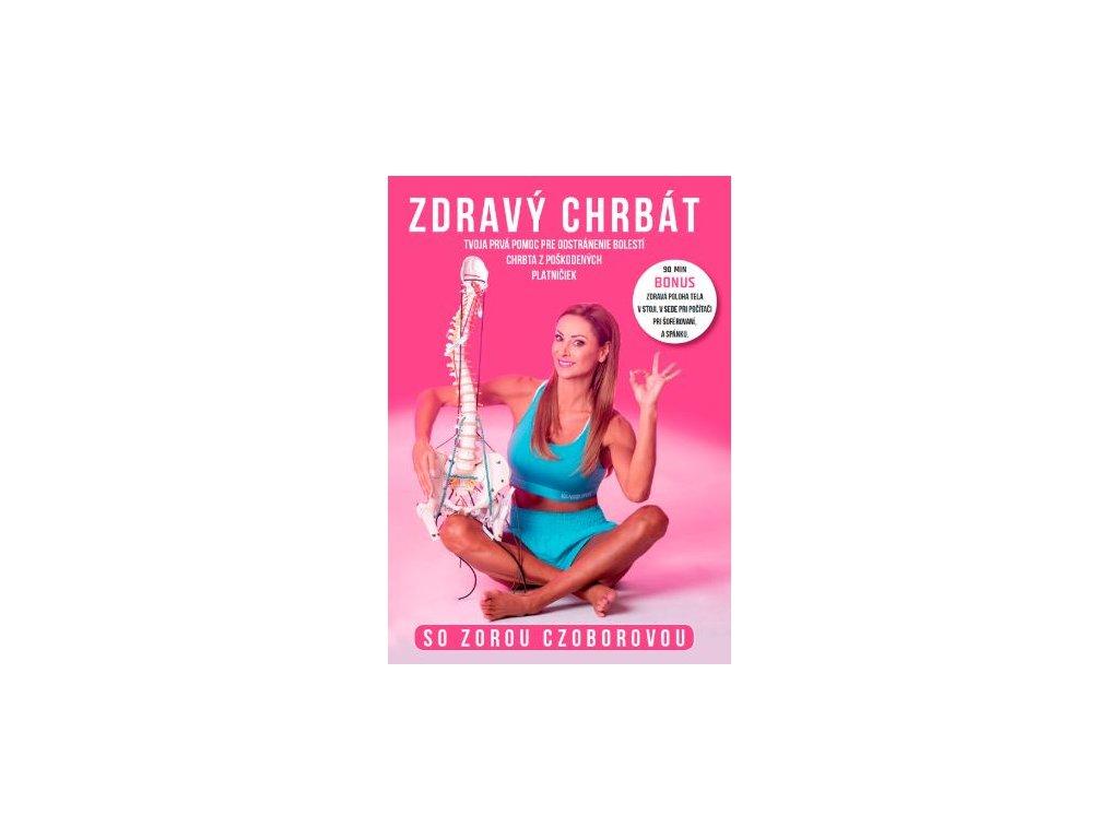 DVD Zora Czoborova Zdravý chrbat DVDZORA5