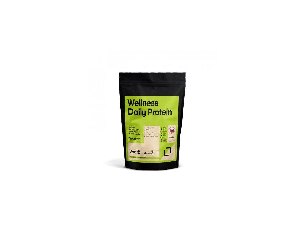 wellness daily protein VÝDRŽ 525 g