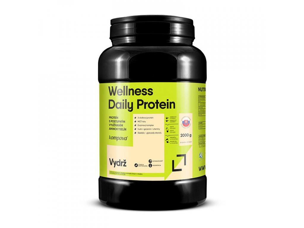 wellness protein VYDRŽ 2000 g