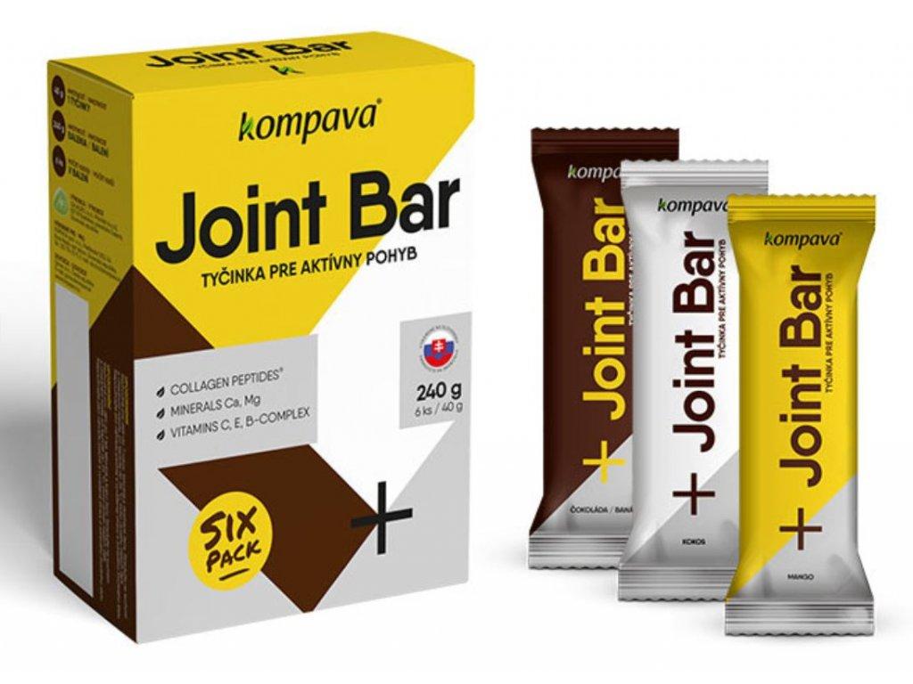 oblubena klbova tycinka komoava tycinka mix joint bar klbova 6 x 40 g