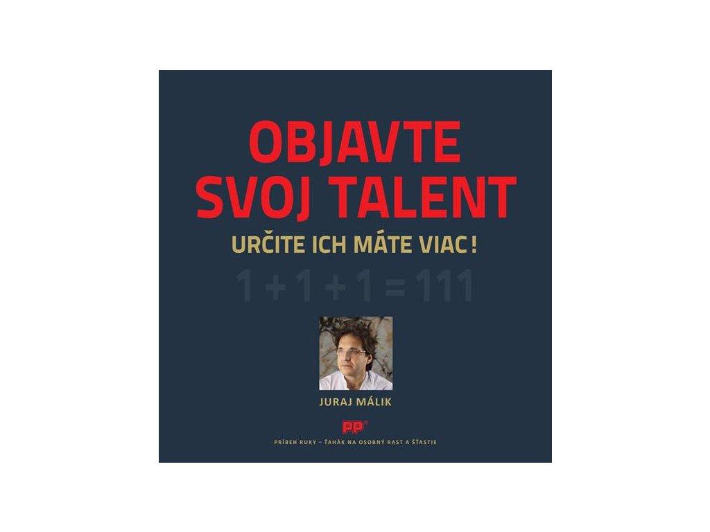 Objavte svoj talent Málik