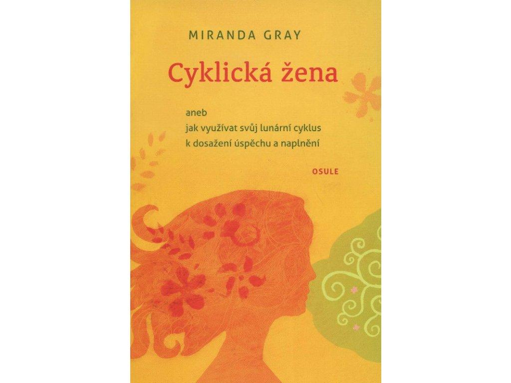 Cyklická žena Miranda Gray