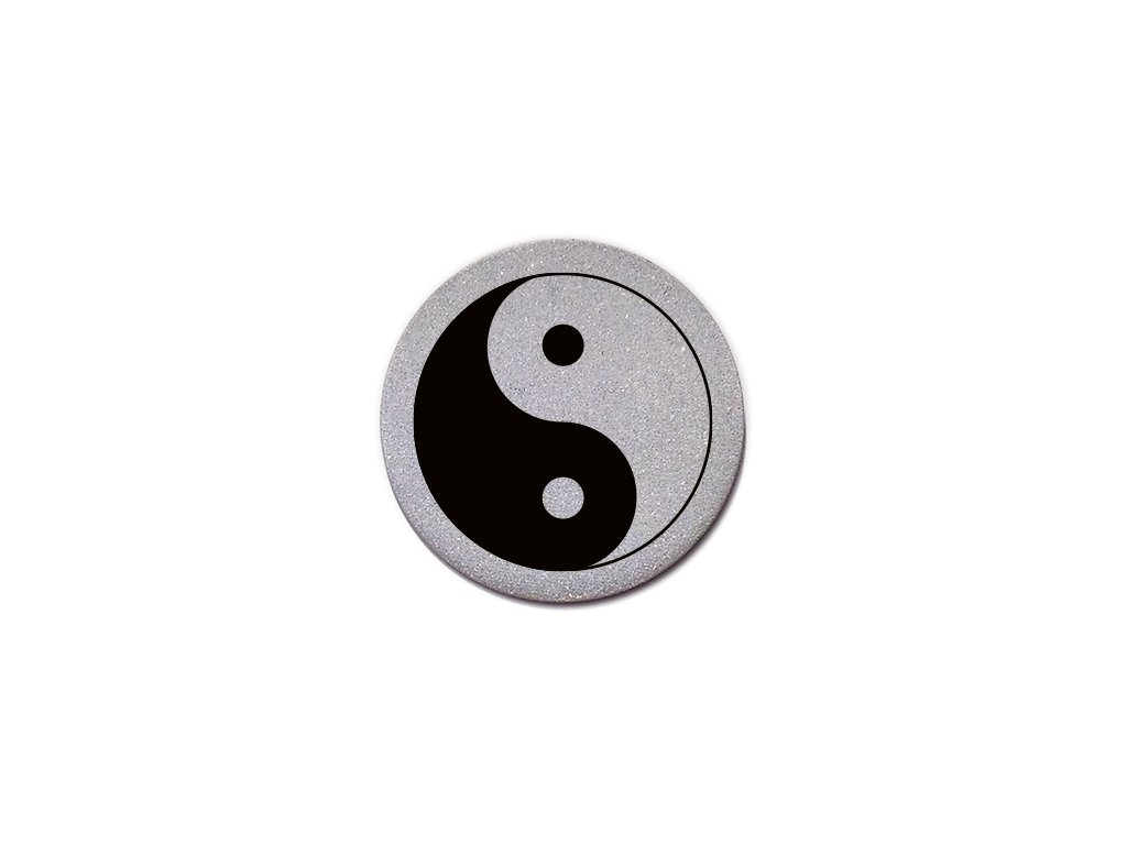 reflexný odznak jinjang