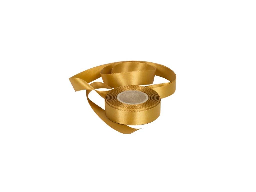 stuha zlatá 14323