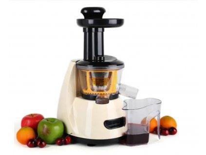 Fruitpresso odšťavovač krémový Klarstein