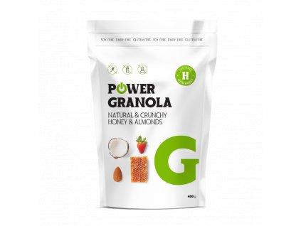 Granola 400 g bezlepkové raňajky 400 g 2