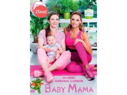 DVD Zora Czoborova Baby mama cvicenie tehotenstvo a materstvo DVDZORA6