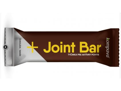 Kompava klbova tycinka ČOKOLADA BANAN Joint bar klbova 40 g