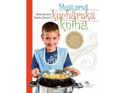 moja prva kucharska kniha Zjavkova