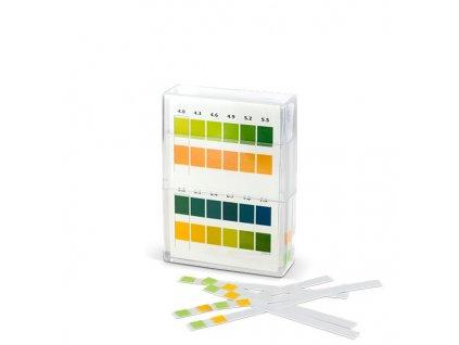 indikacne papieriky zasadite prekyslenie organizmu test 100 ks