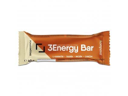kompava energy bar tycinka pomaranc mliecna cok 1ks