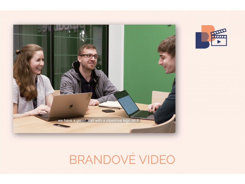 PIXBO STUDIO ZONA B2B Video brandove 1